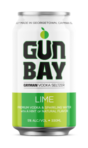 Gun Bay Hard Seltzer Lime (Pre-Order)